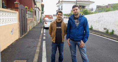 Rambla-AUP-Juan-Siverio-Manolo-Borges
