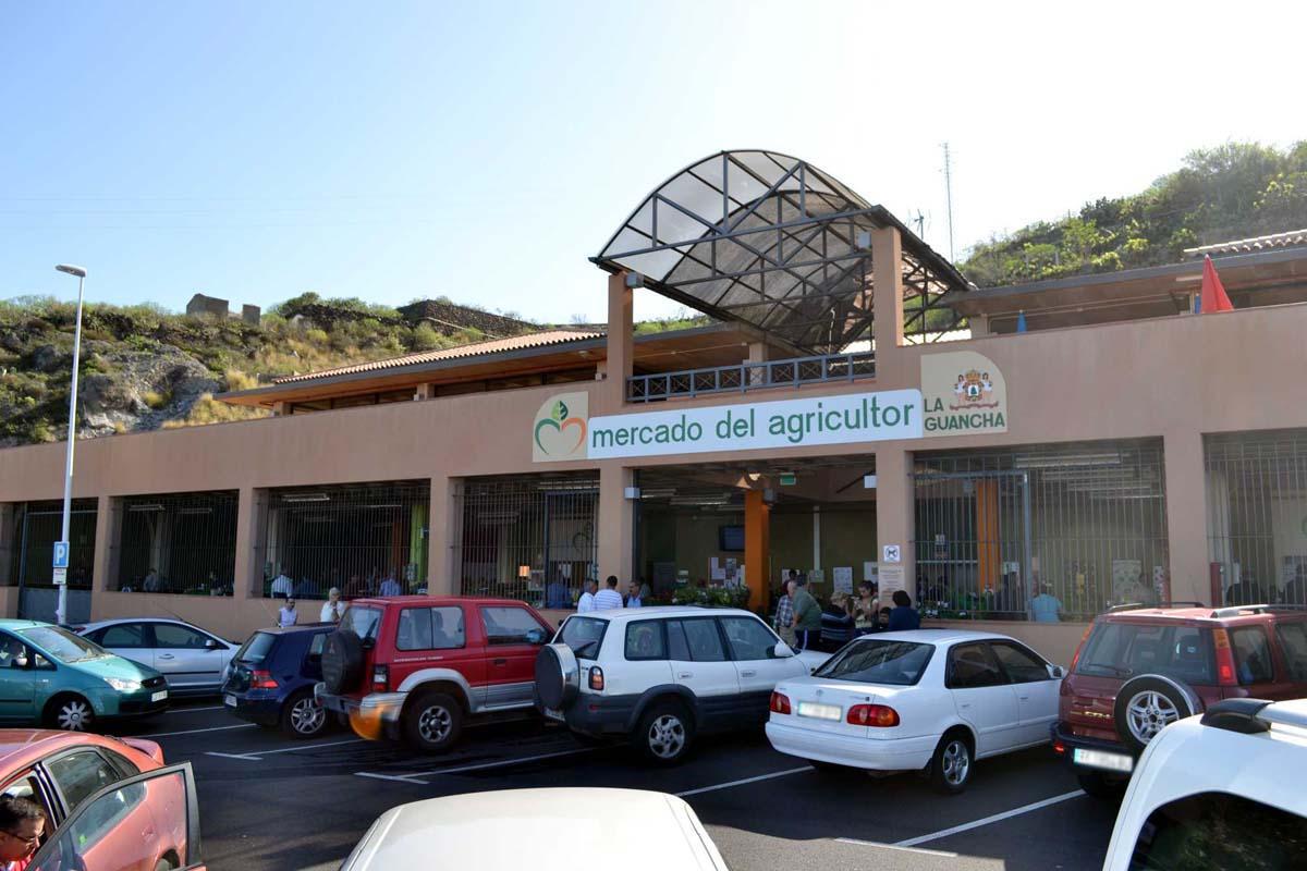 Resultado de imagen de El Mercado del Agricultor de la Guancha