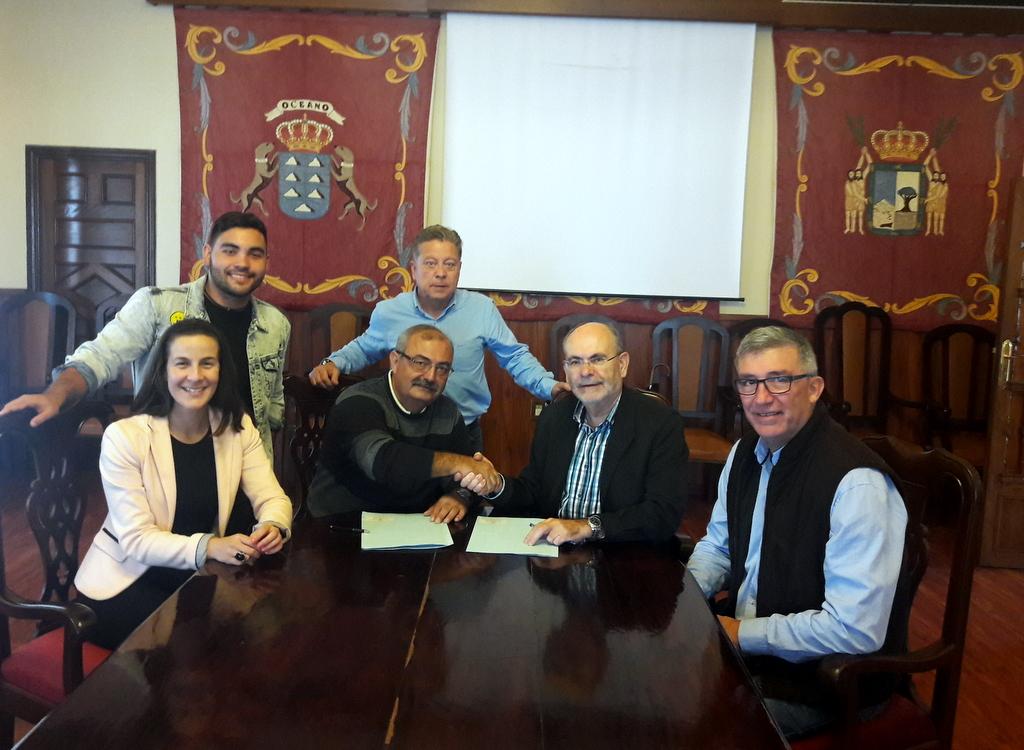 Jannet Pérez, concejala de Icod de los Vinos, plantea diferentes proyectos para el futuro del municipio