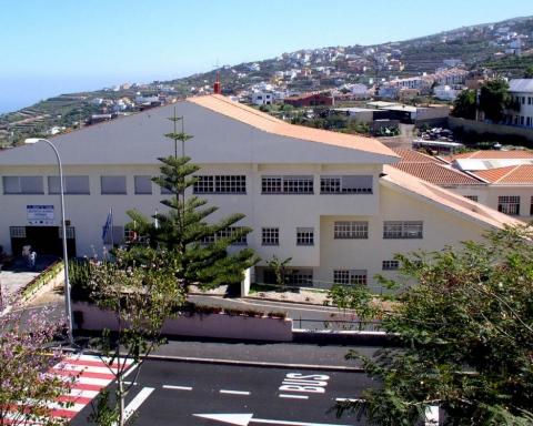 Resultado de imagen de Obras de mejora en el Centro Cultural de Santo Domingo, La Guancha