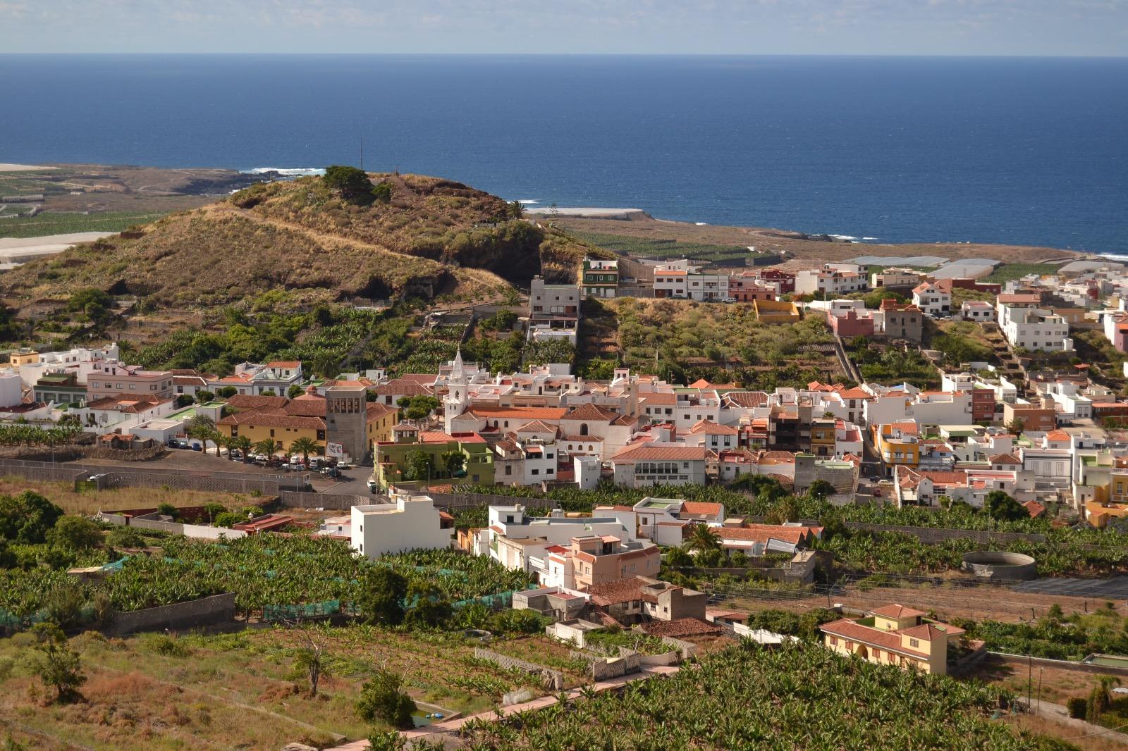 Resultado de imagen de saneamiento del municipio de Los Silos