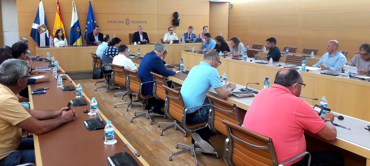 El consorcio de tributos coopera con el gobierno de for Convenio oficinas y despachos tenerife