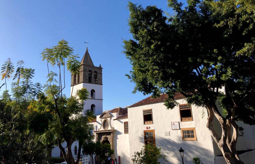 El Gobierno local lamenta que CC y Carlos Alonso utilicen la Parroquia de San Marcos con fines partidistas