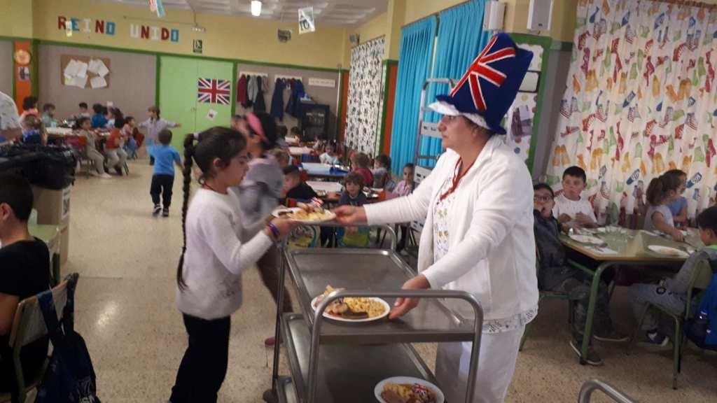 El colegio Plus Ultra de La Guancha trabaja la cultura gastronómica ...