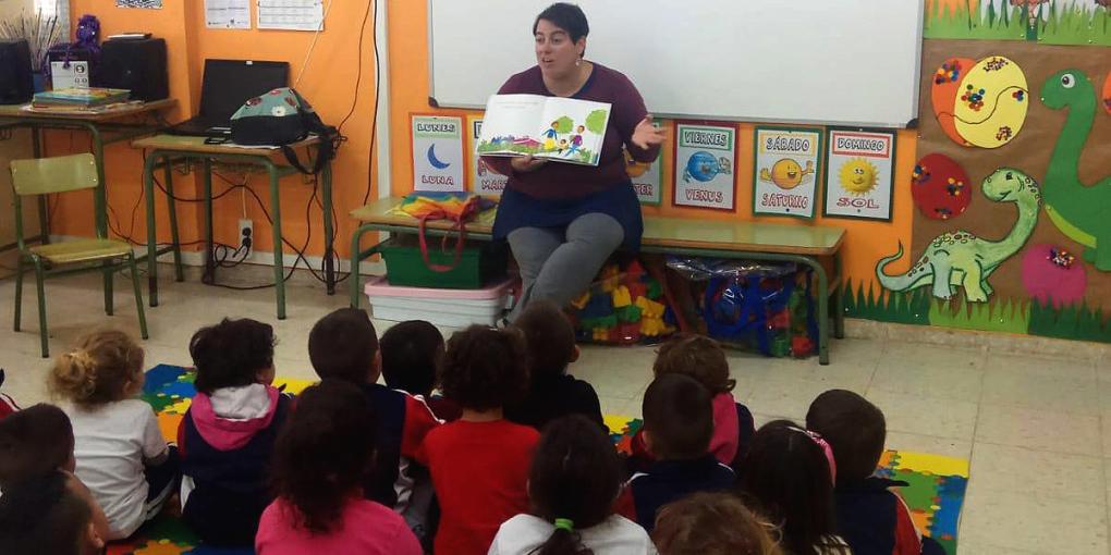 El Ayuntamiento de Icod y la asociación Algarabía promueven la igualdad y la tolerancia en las aulas