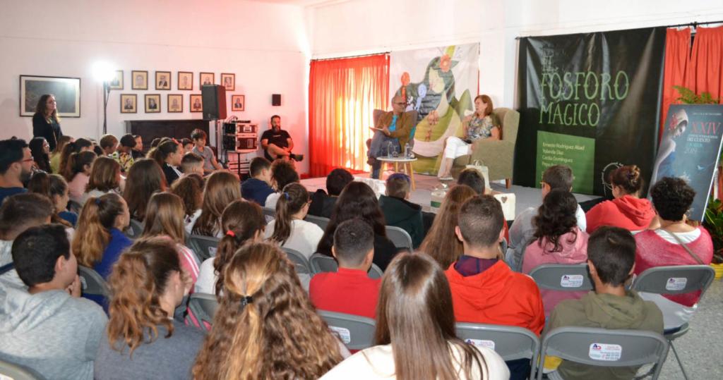 Resultado de imagen de Los Silos acoge durante todo un mes las visitas escolares del Festival Internacional del Cuento